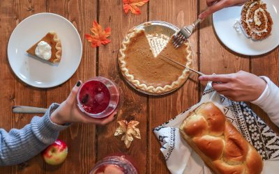 Healthy Eating & Steps at Thanksgiving