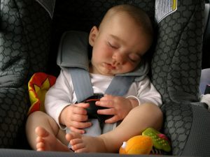 Positional Asphyxia: Death Asleep in a Car Seat